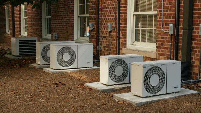 varmepumper har mange fordele